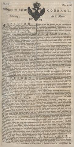 Middelburgsche Courant 1777-03-08