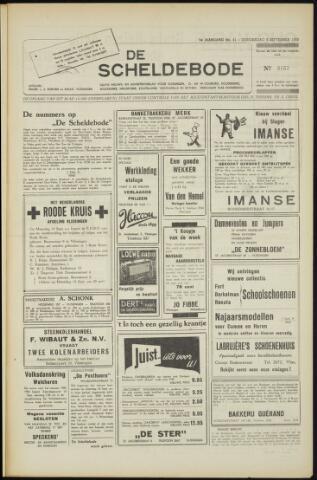 Scheldebode 1955-09-08