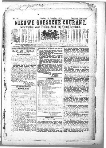 Nieuwe Goessche Courant 1878-12-10
