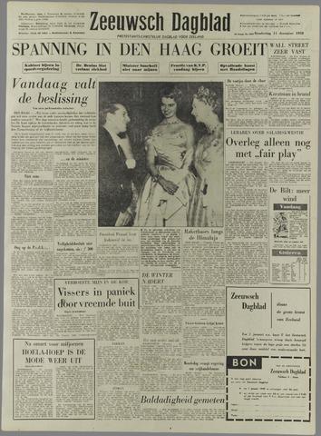 Zeeuwsch Dagblad 1958-12-11