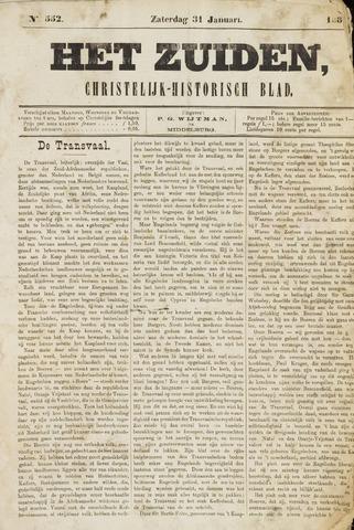 Het Zuiden, Christelijk-historisch blad 1880-01-31