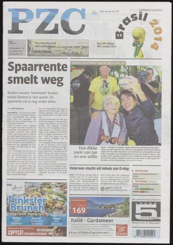 Provinciale Zeeuwse Courant 2014-06-07