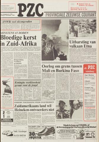 Provinciale Zeeuwse Courant 1985-12-27
