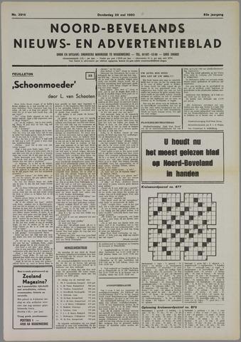 Noord-Bevelands Nieuws- en advertentieblad 1980-05-29