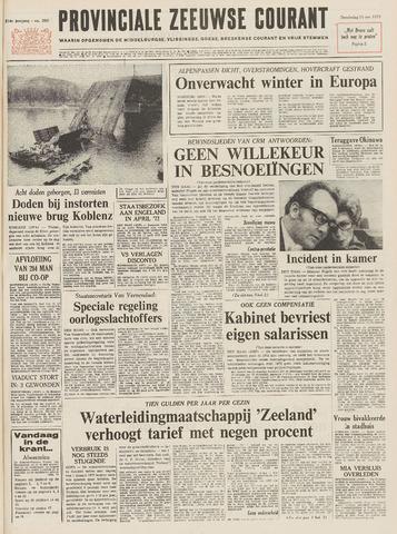 Provinciale Zeeuwse Courant 1971-11-11