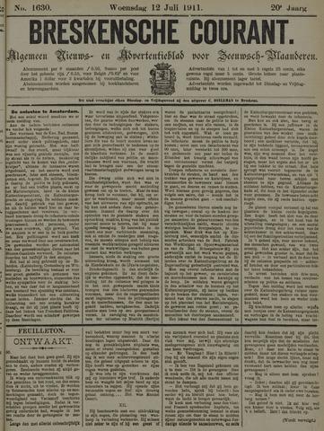 Breskensche Courant 1911-07-08