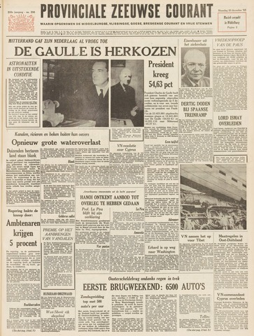Provinciale Zeeuwse Courant 1965-12-20