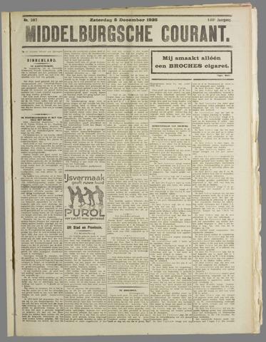 Middelburgsche Courant 1925-12-05