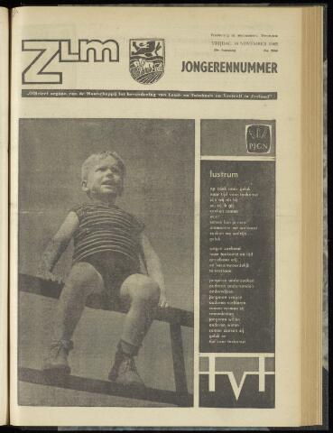 Zeeuwsch landbouwblad ... ZLM land- en tuinbouwblad 1962-11-16
