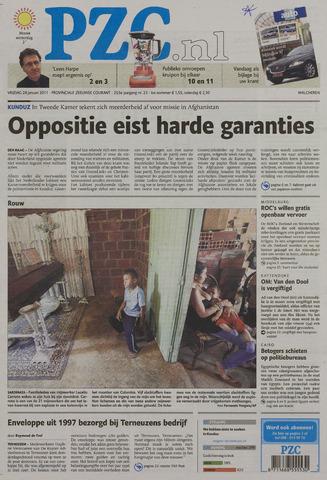 Provinciale Zeeuwse Courant 2011-01-28