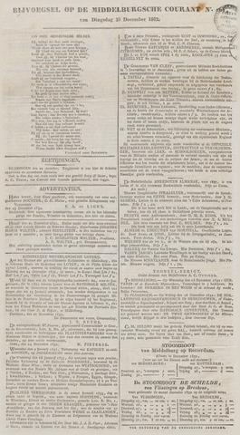 Middelburgsche Courant 1832-12-25