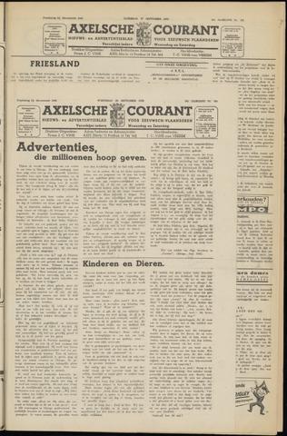 Axelsche Courant 1952-09-24
