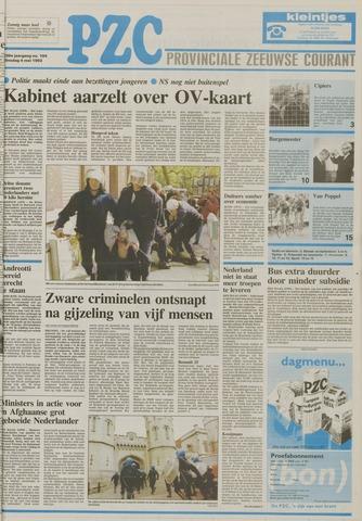 Provinciale Zeeuwse Courant 1993-05-04