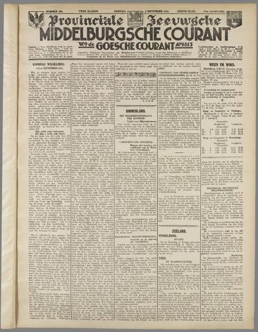 Middelburgsche Courant 1933-09-05
