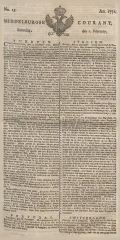 Middelburgsche Courant 1771-02-02