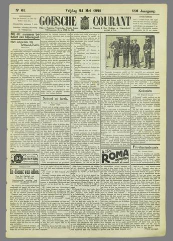 Goessche Courant 1929-05-24