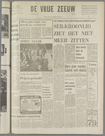 de Vrije Zeeuw 1973-08-09