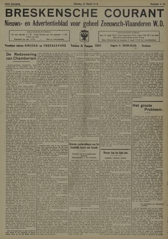 Breskensche Courant 1939-03-21