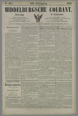 Middelburgsche Courant 1882-11-11