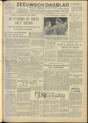 Zeeuwsch Dagblad 1954-10-21