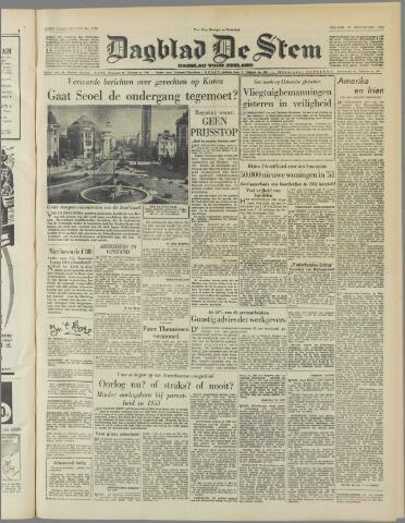de Stem 1950-09-22