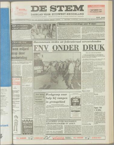de Stem 1979-09-07