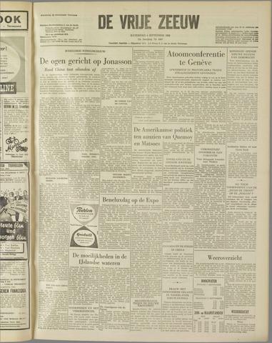 de Vrije Zeeuw 1958-09-06