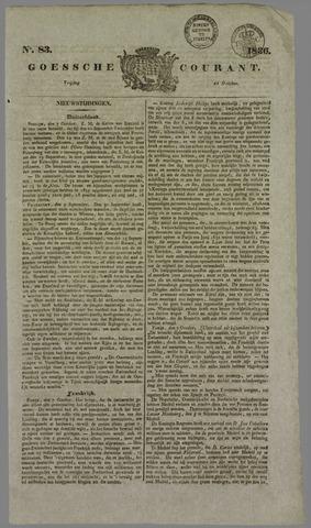 Goessche Courant 1836-10-14