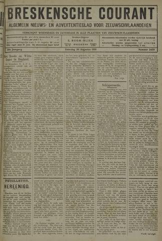 Breskensche Courant 1919-08-30
