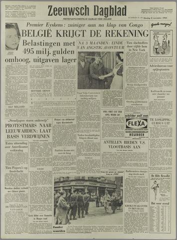 Zeeuwsch Dagblad 1960-11-08