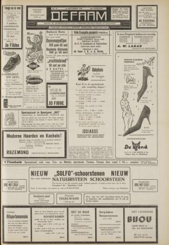 de Faam en de Faam/de Vlissinger 1960-09-30
