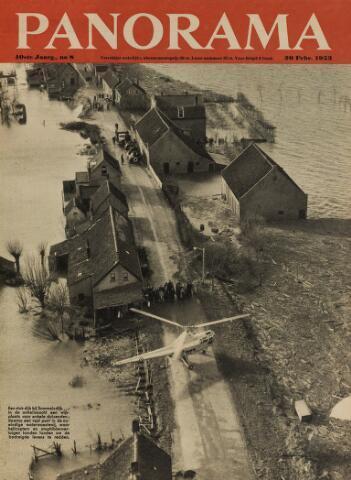 Watersnood documentatie 1953 - tijdschriften 1953-02-20