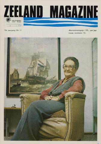 Zeeland Magazine / Veerse Meer Gids 1981-01-01