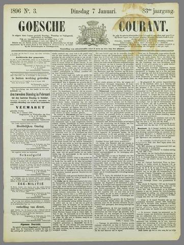 Goessche Courant 1896-01-07