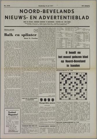 Noord-Bevelands Nieuws- en advertentieblad 1977-07-14