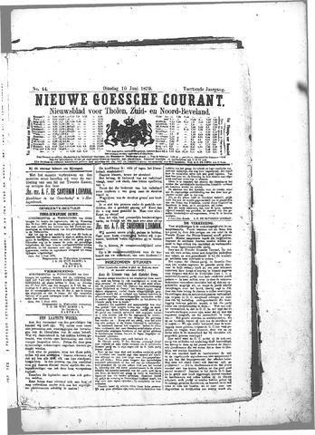Nieuwe Goessche Courant 1879-06-10