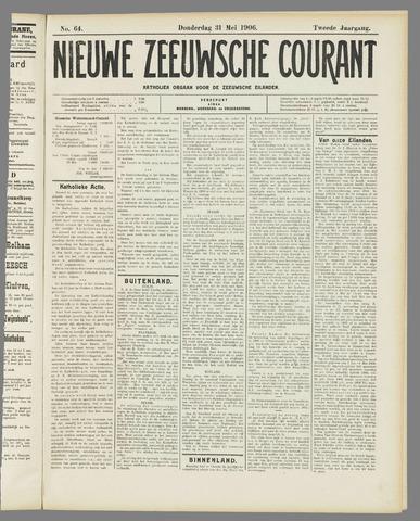 Nieuwe Zeeuwsche Courant 1906-05-31