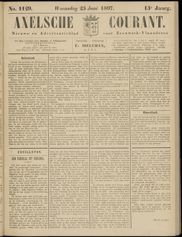 Axelsche Courant 1897-06-23