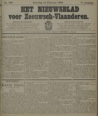 Nieuwsblad voor Zeeuwsch-Vlaanderen 1899-02-18