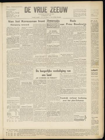 de Vrije Zeeuw 1951-02-26