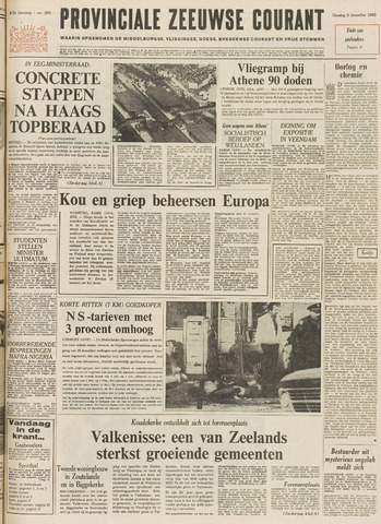 Provinciale Zeeuwse Courant 1969-12-09