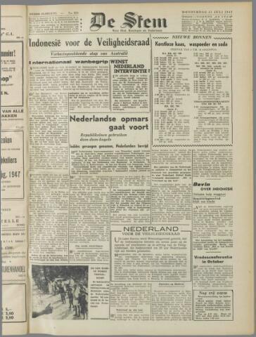 de Stem 1947-07-31