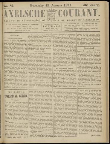 Axelsche Courant 1921-01-19