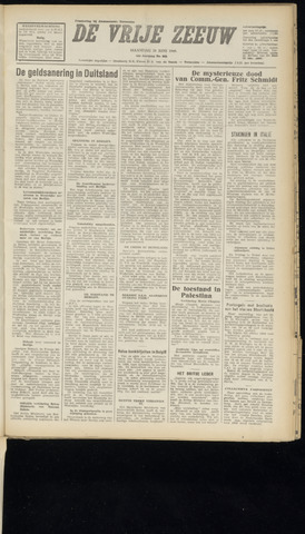 de Vrije Zeeuw 1948-06-28