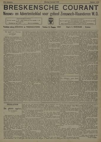 Breskensche Courant 1939-01-03