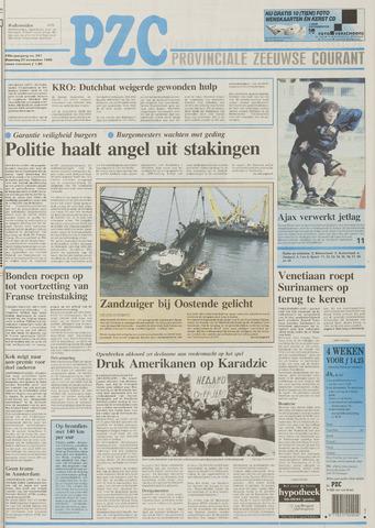 Provinciale Zeeuwse Courant 1995-11-27
