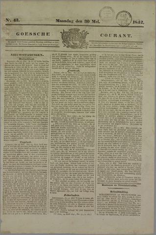 Goessche Courant 1842-05-30