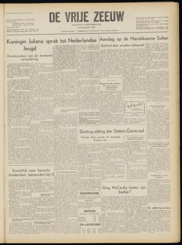 de Vrije Zeeuw 1953-09-14