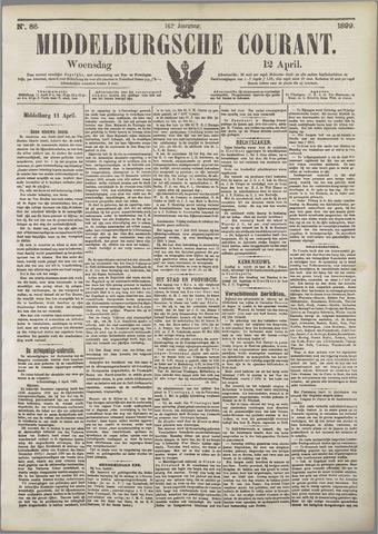 Middelburgsche Courant 1899-04-12