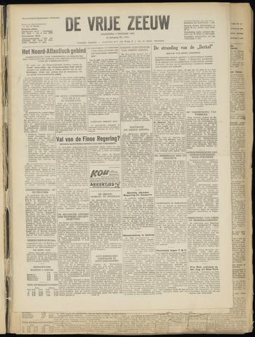de Vrije Zeeuw 1950-01-09